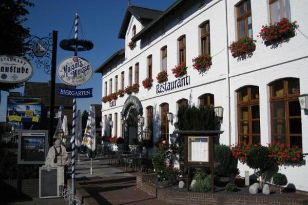 Hotel Restaurant Braustube Der Selfkant